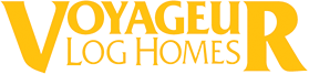 Voyageur Log Homes Logo